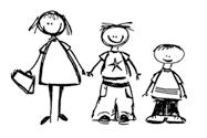 3 kids together